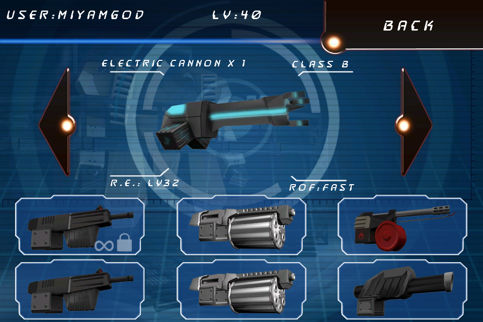 Screenshot DEATH COP – Mechanical Unit